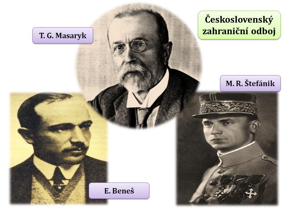 Československý zahraniční odboj