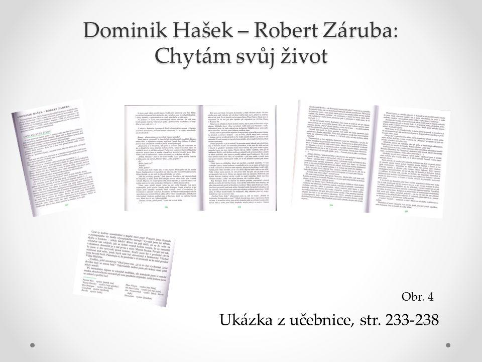 Dominik Hašek – Robert Záruba: Chytám svůj život
