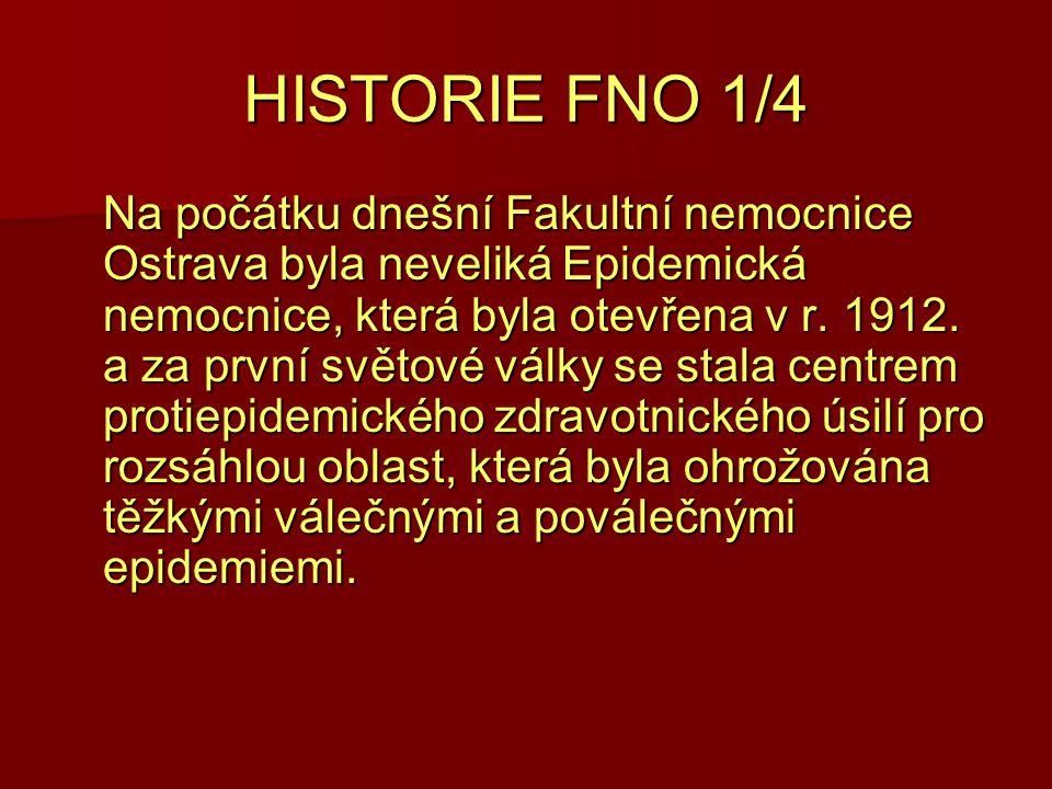 HISTORIE FNO 1/4
