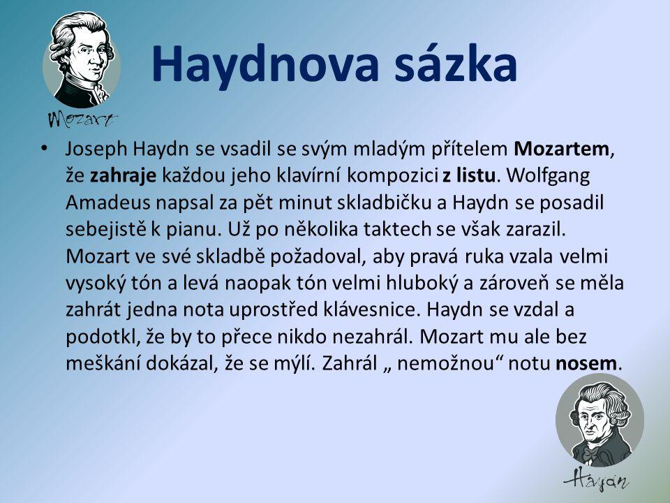 Haydnova sázka