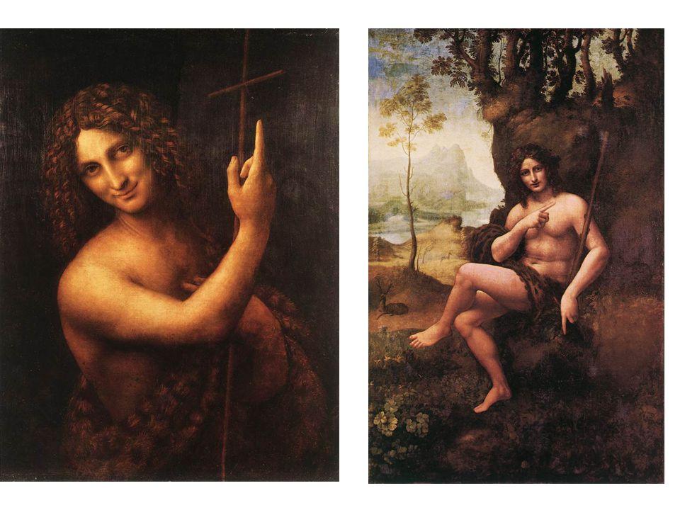 Jan Křtitel a Bacchus