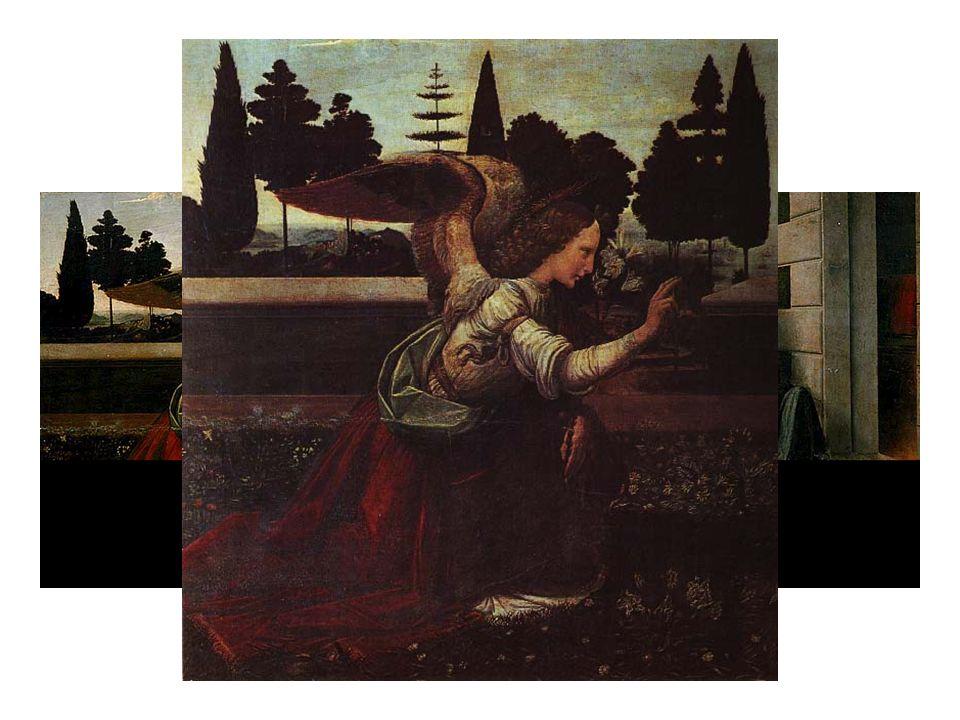Zvěstování Zvěstování vznik v období 1472-1475 existence 2 verzí