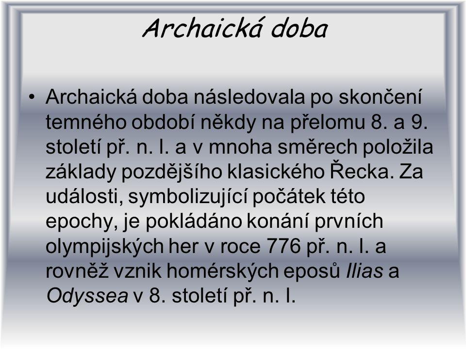 Archaická doba
