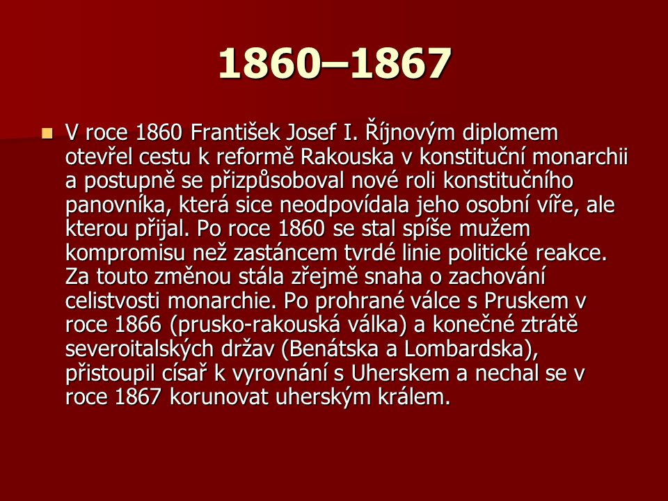 1860–1867