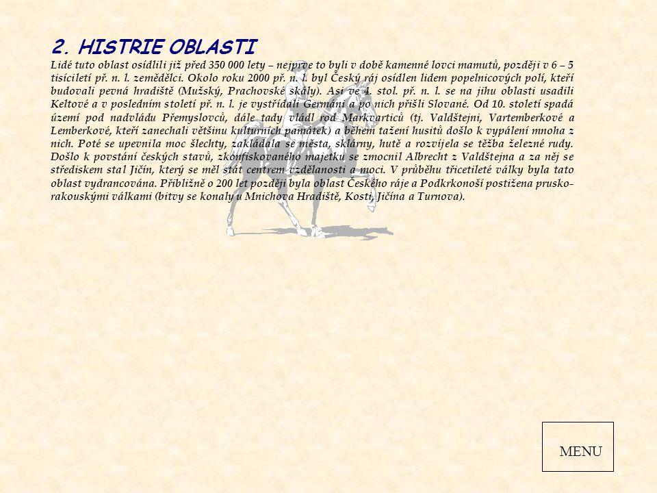 2. HISTRIE OBLASTI