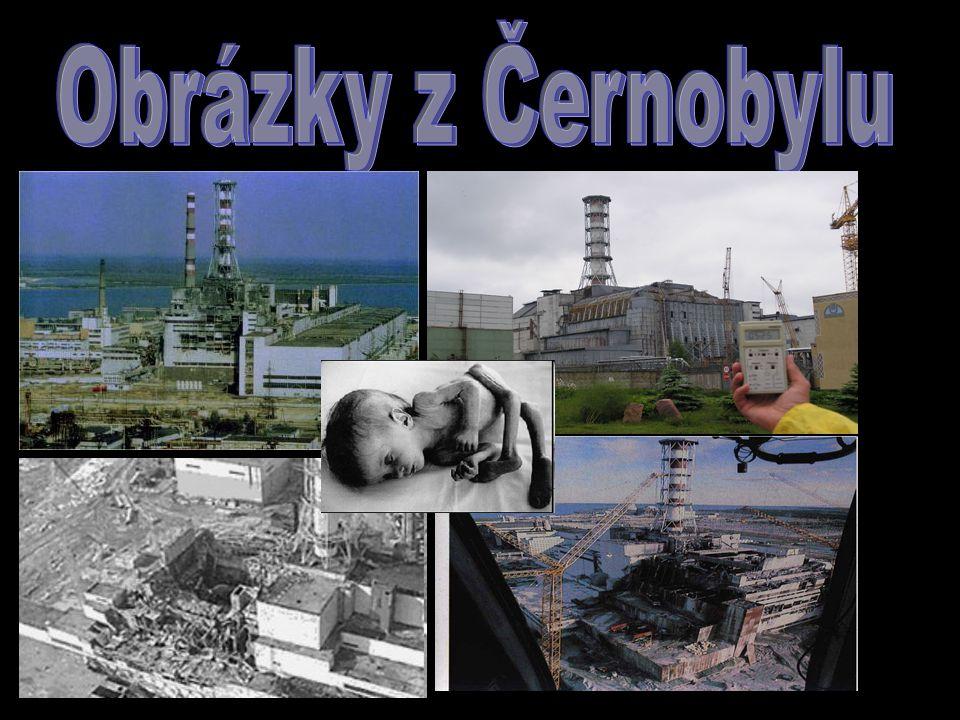 Obrázky z Černobylu