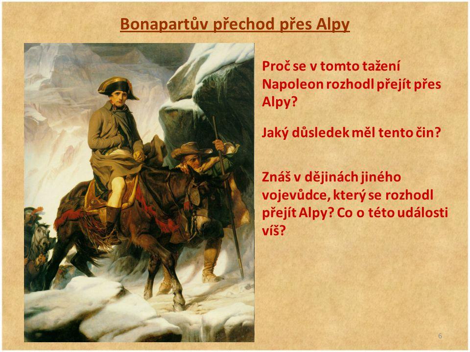 Bonapartův přechod přes Alpy
