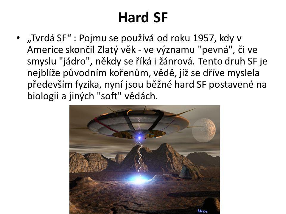 Hard SF