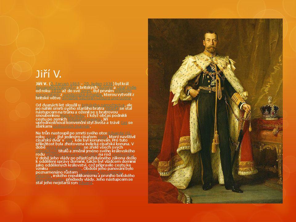 Jiří V.