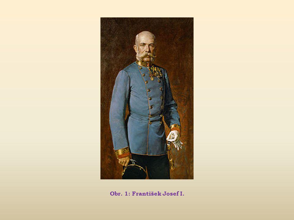 Obr. 1: František Josef I.