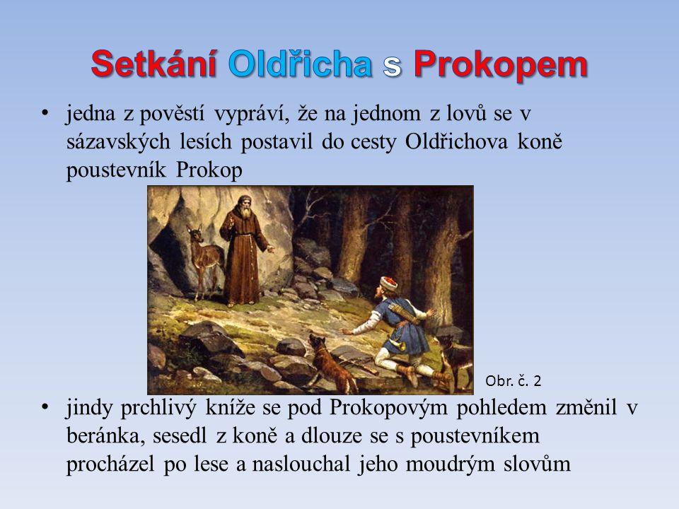 Setkání Oldřicha s Prokopem