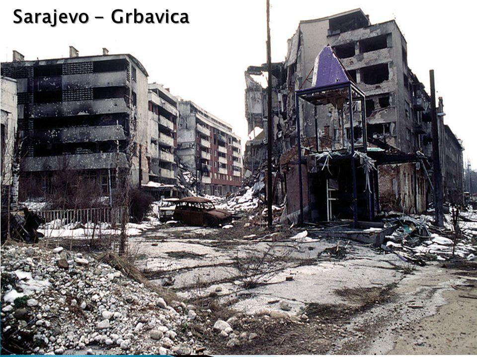 Sarajevo - Grbavica
