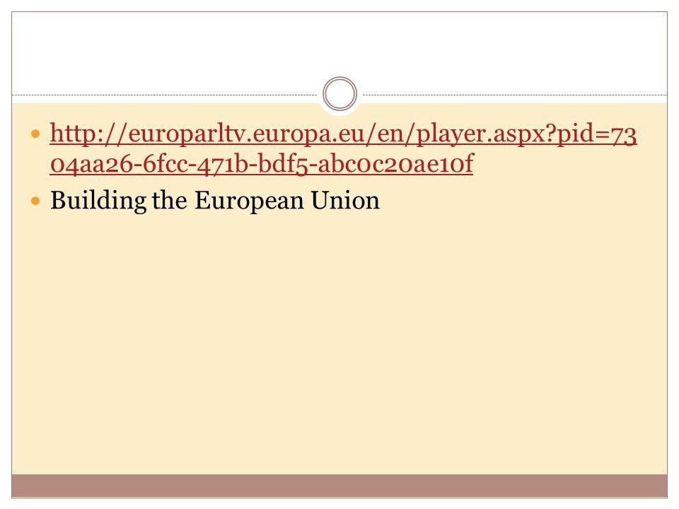 http://europarltv. europa. eu/en/player. aspx