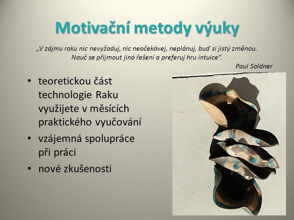 Motivační metody výuky