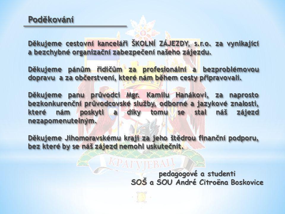 SOŠ a SOU André Citroëna Boskovice