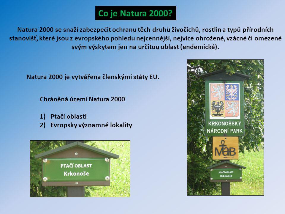 Co je Natura 2000