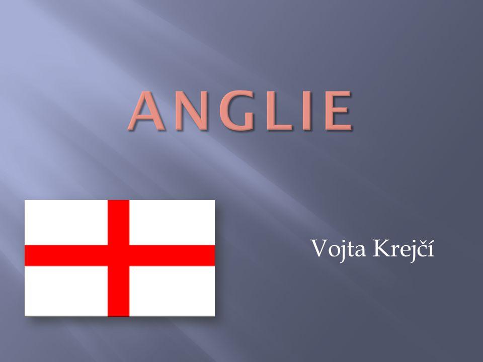 Anglie Vojta Krejčí