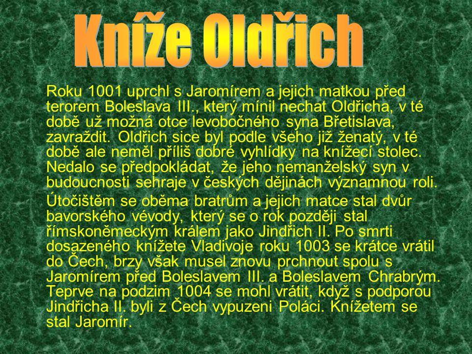 Kníže Oldřich