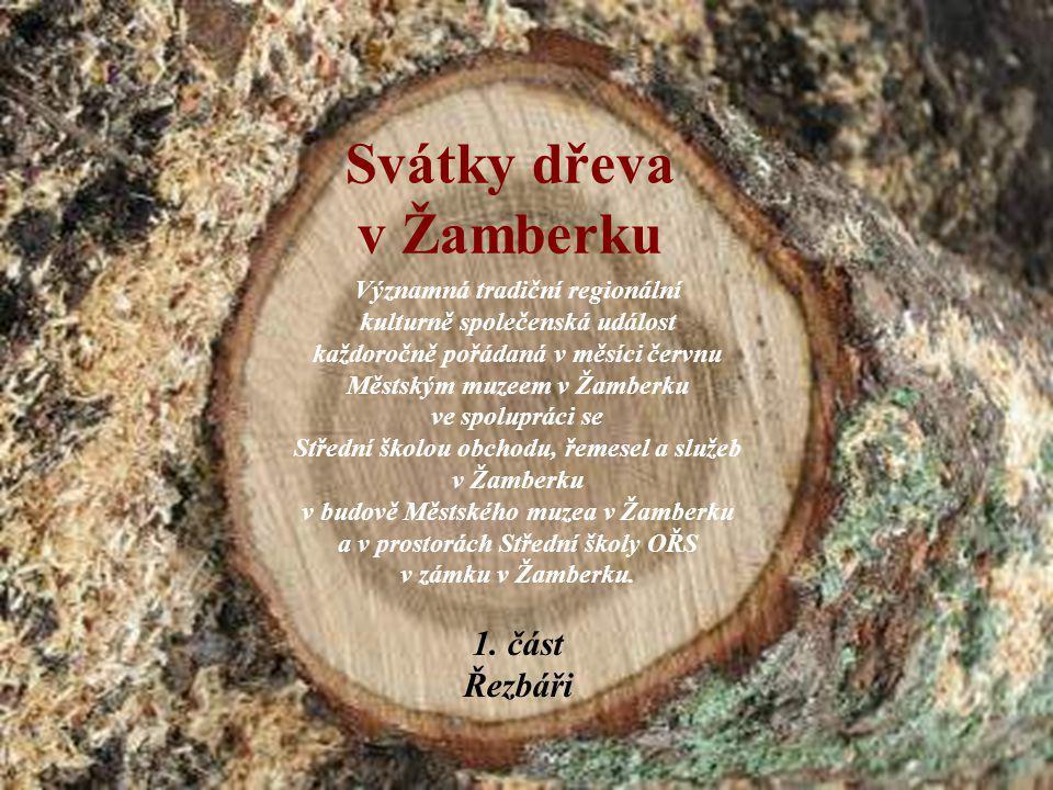 Svátky dřeva v Žamberku