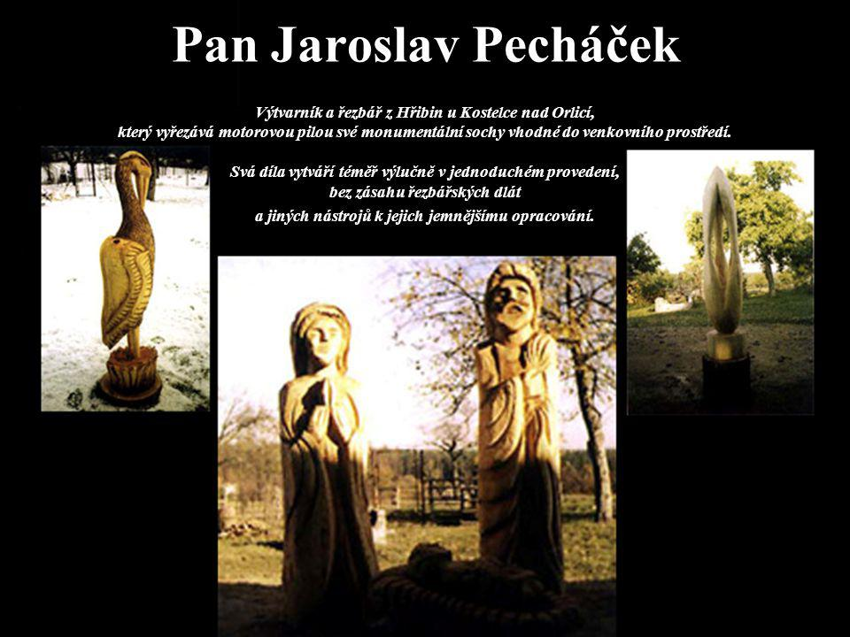 Pan Jaroslav Pecháček