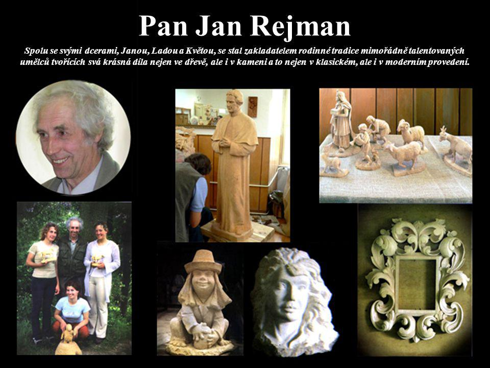 Pan Jan Rejman