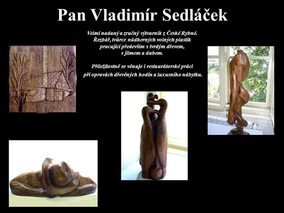 Pan Vladimír Sedláček