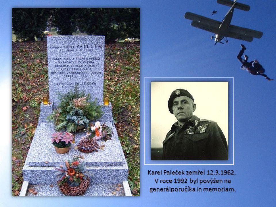 generálporučíka in memoriam.