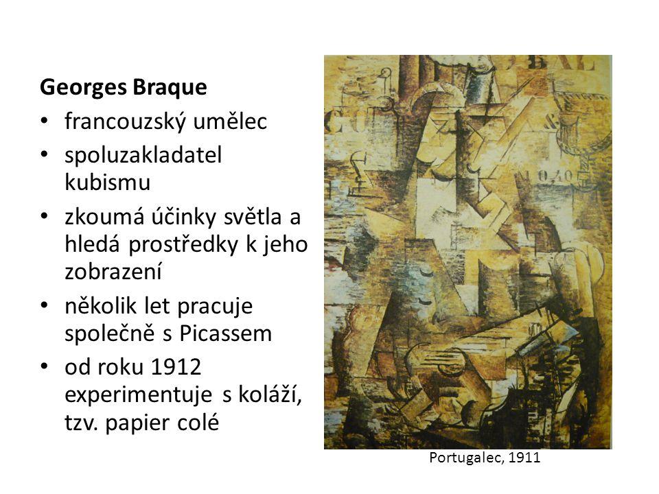 spoluzakladatel kubismu