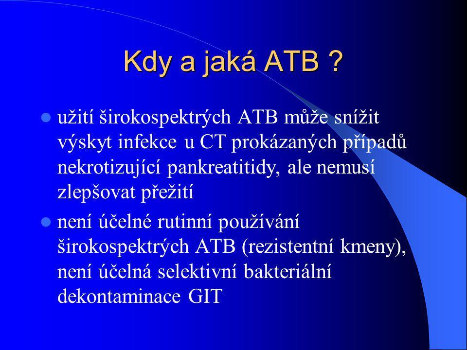 Kdy a jaká ATB