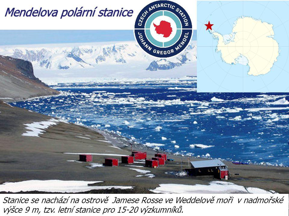 Mendelova polární stanice