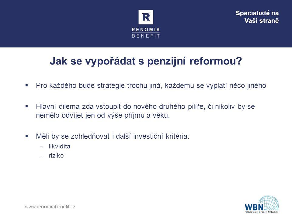 Jak se vypořádat s penzijní reformou