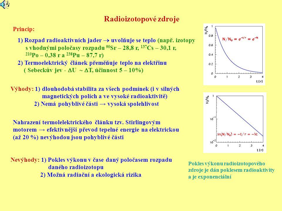 Radioizotopové zdroje