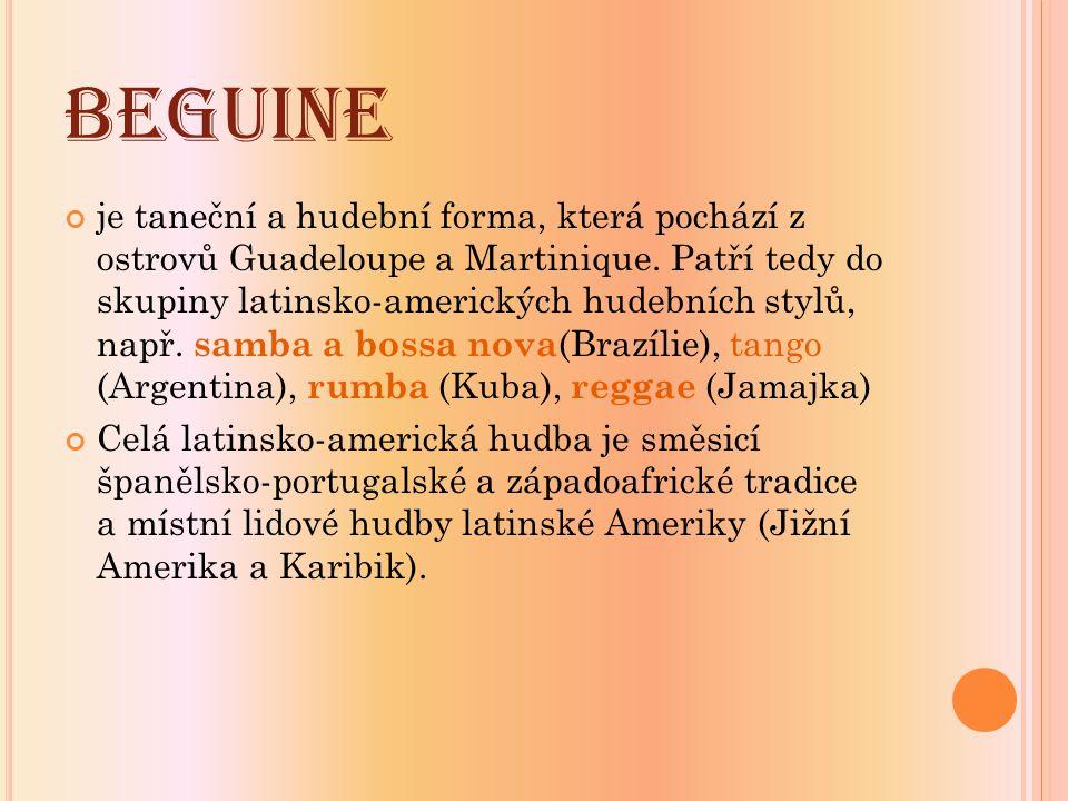 BEGUINE