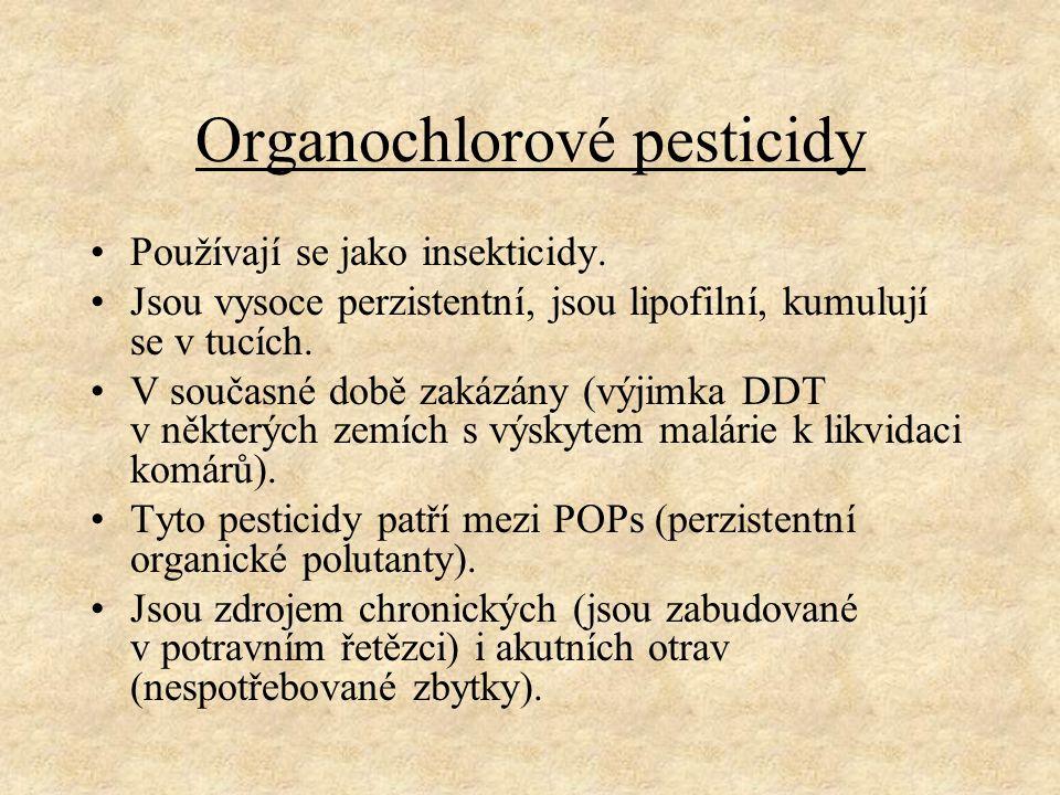 Organochlorové pesticidy