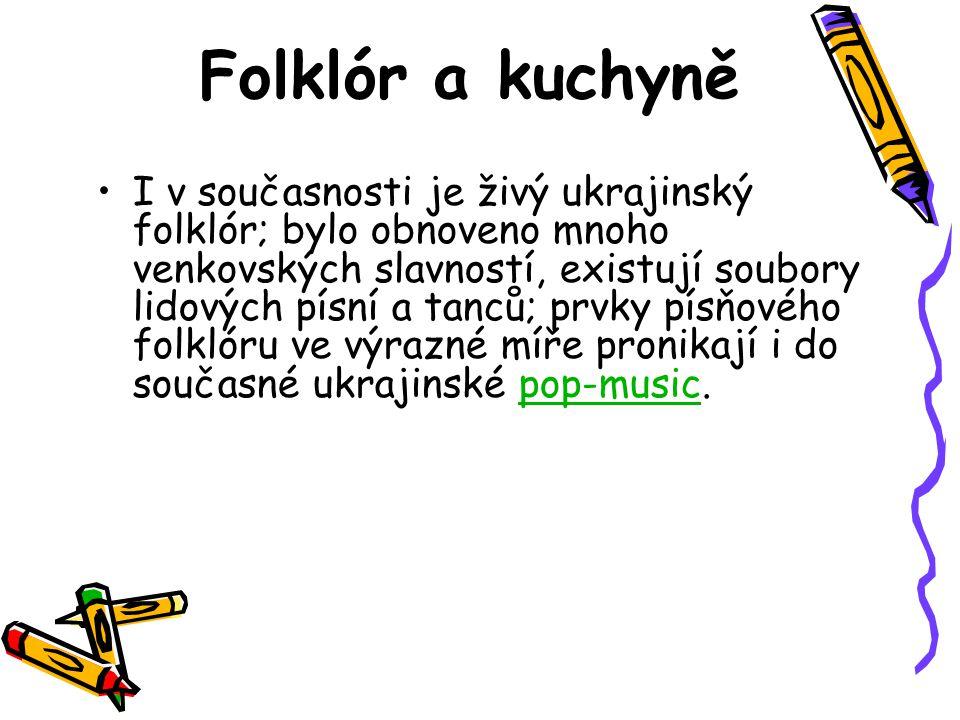 Folklór a kuchyně