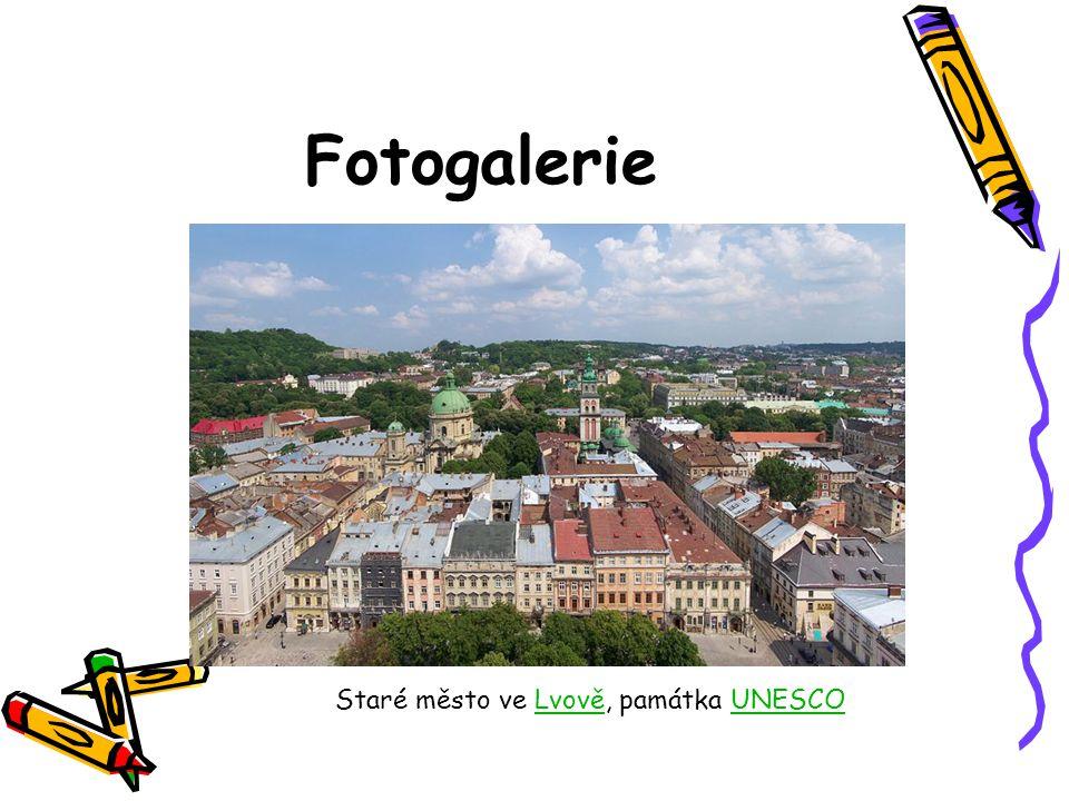 Fotogalerie Staré město ve Lvově, památka UNESCO