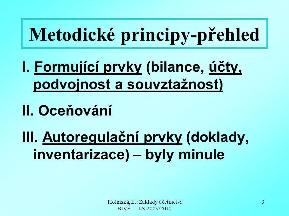 Metodické principy-přehled
