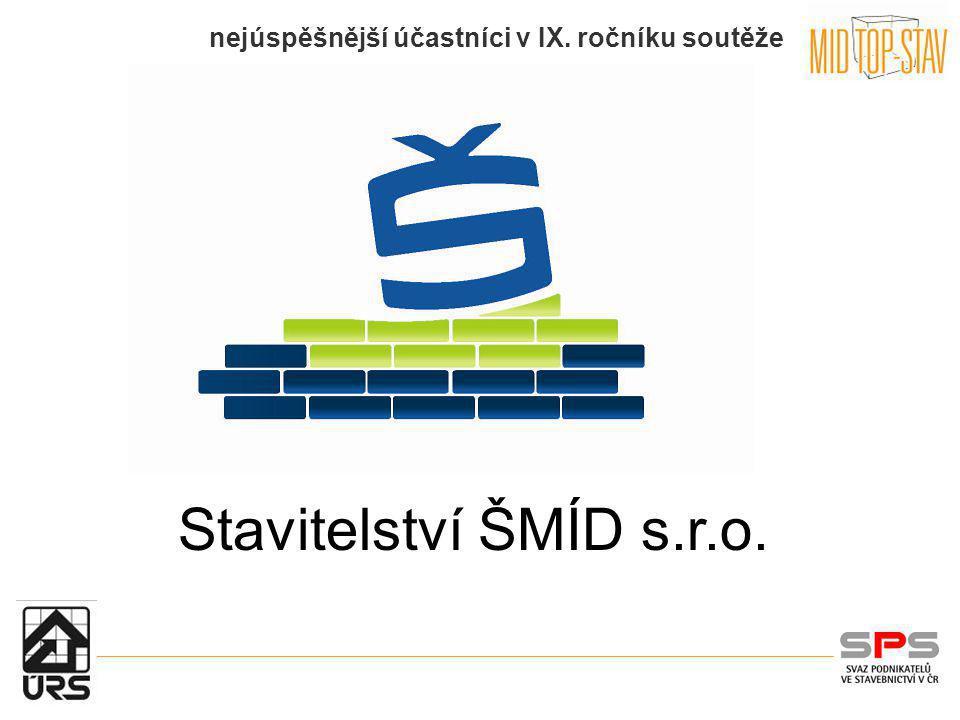 Stavitelství ŠMÍD s.r.o.