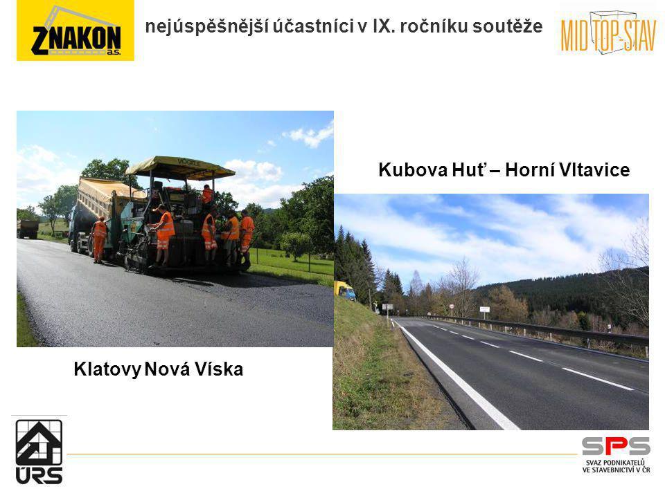 Kubova Huť – Horní Vltavice