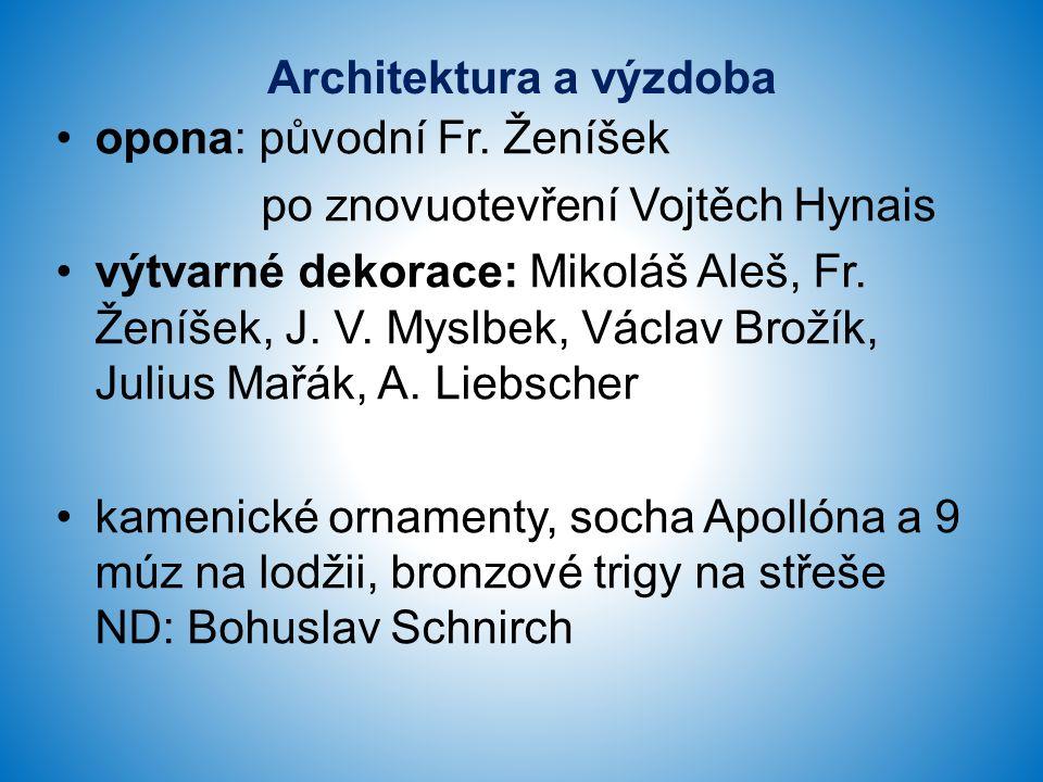 Architektura a výzdoba