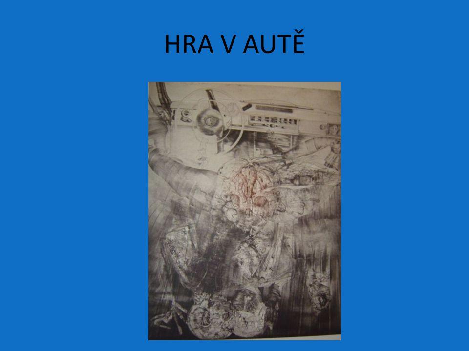 HRA V AUTĚ