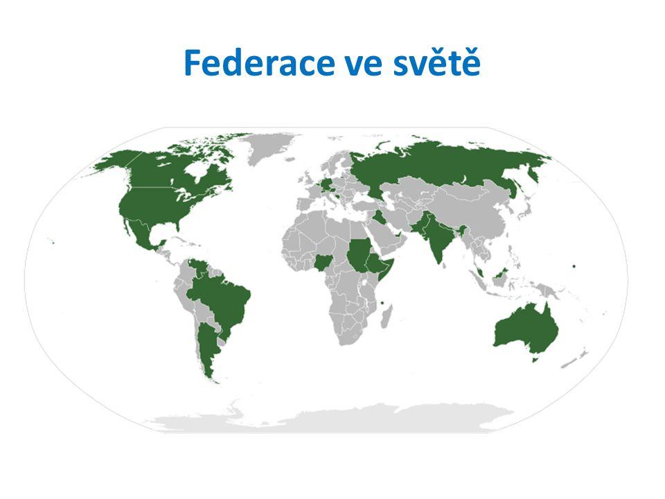 Federace ve světě