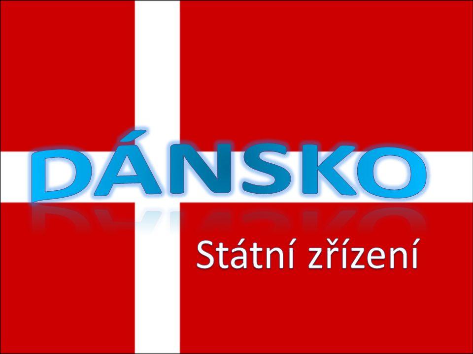 Dánsko Státní zřízení