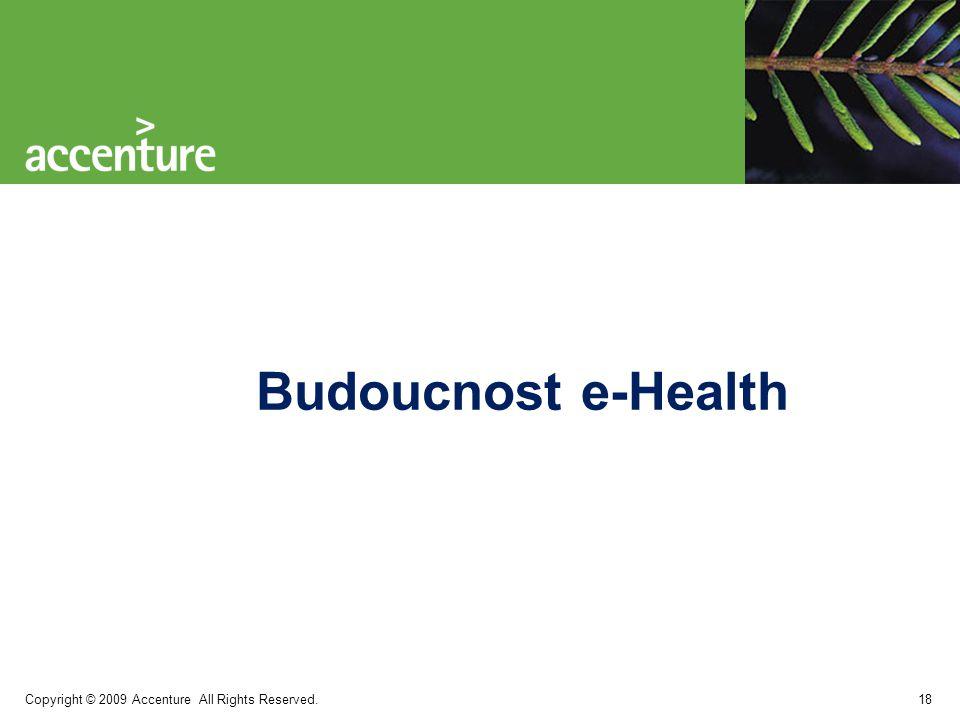 Budoucnost e-Health