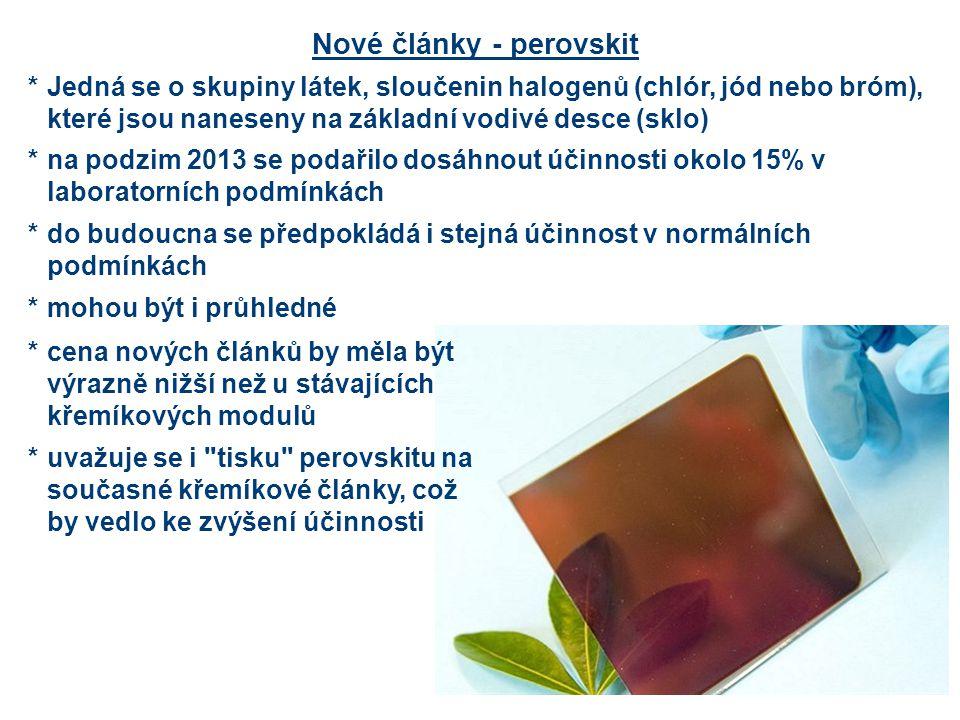 Nové články - perovskit
