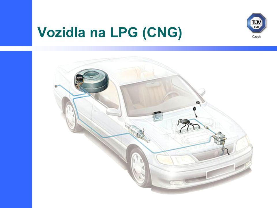 Vozidla na LPG (CNG)
