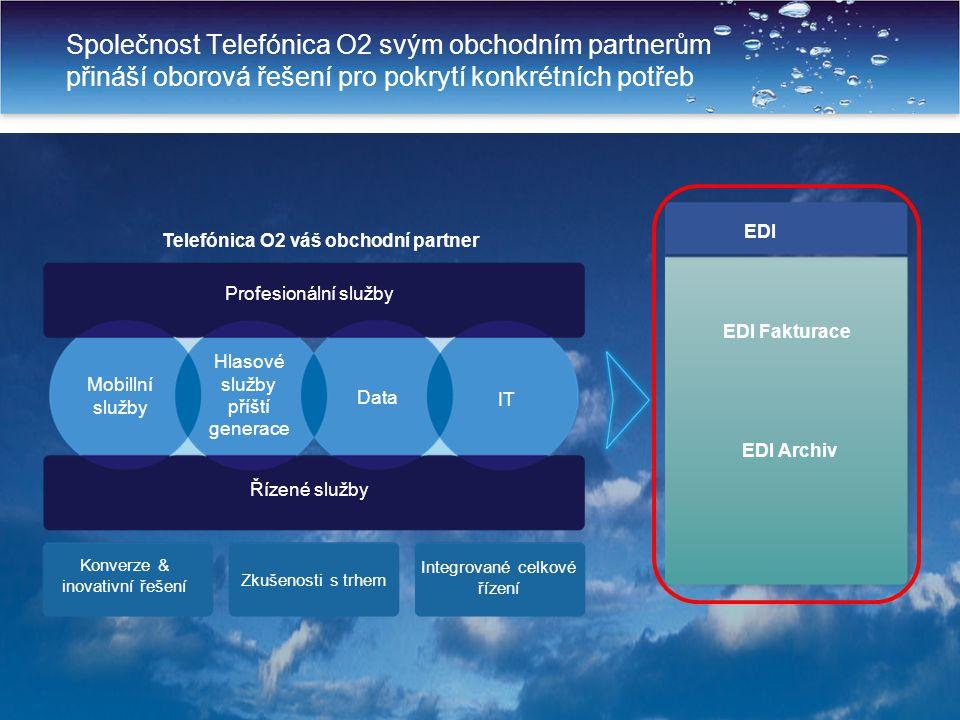 Telefónica O2 váš obchodní partner
