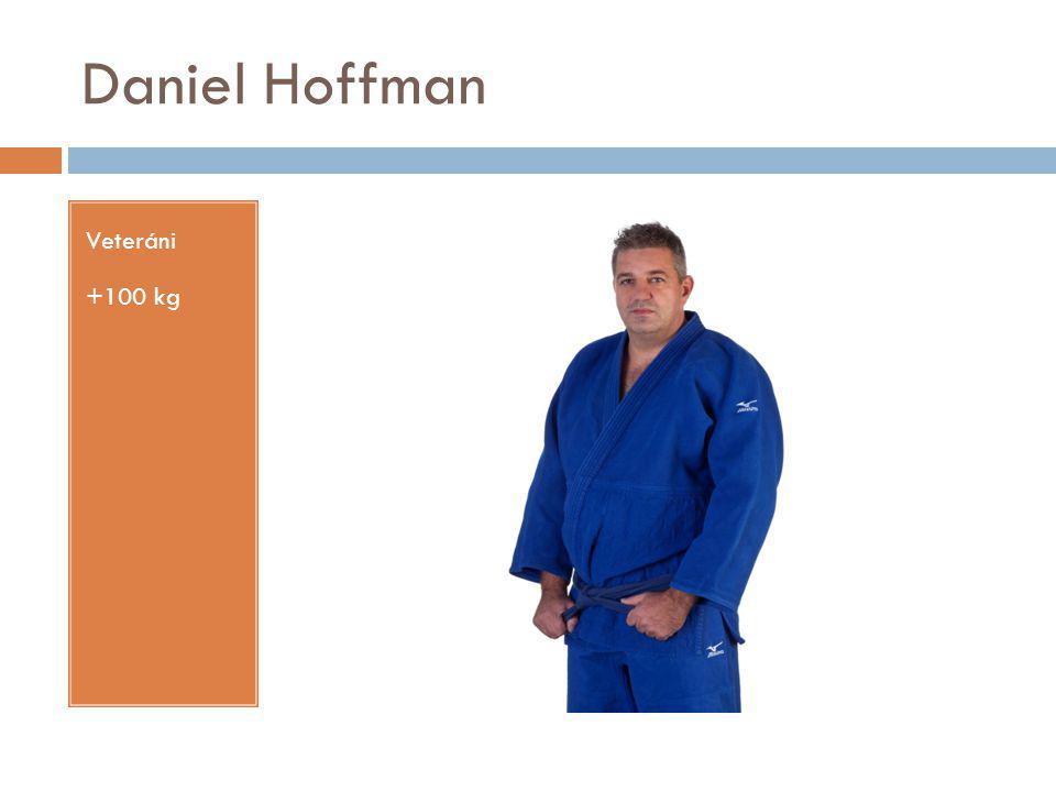 Daniel Hoffman Veteráni +100 kg