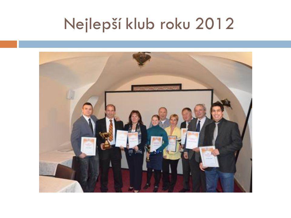 Nejlepší klub roku 2012