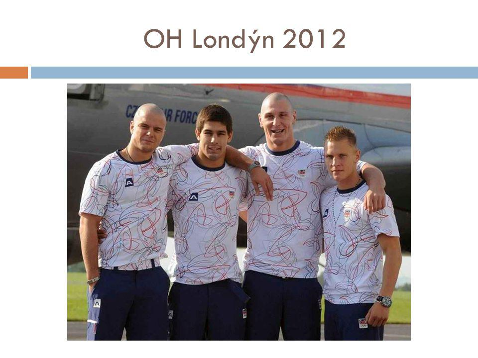 OH Londýn 2012